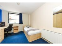 STUDENT ROOM TO RENT IN SHEFFIELD, A STUNNING BRONZE EN-SUITE WITH SINGLE BED AND COMMUNAL KITCHEN