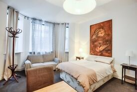 FANTASTIC STUDIO IN SOUTH KENSINGTON~~~~ALL BILLS ~~~PORTER~~~WIFI~~~