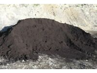 Fine Quality Compost **Bulk Bag Delivered Locally**