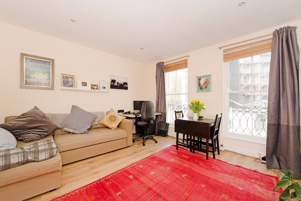 Spacious And Bright One Bedroom Flat by Islington Green