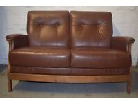 Ercol Gina Two Seater Sofa (DELIVERY AVAILABLE)