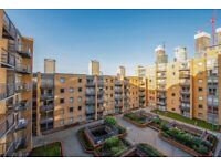 VACANT REALLY CHEAP VACANT FURNISHED 1 BED IN CANARY WHARF WITH SEPARATE KITCHEN POOL E14 MB