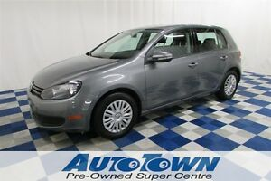 2013 Volkswagen Golf 2.5L Trendline/HTD SEATS/KEYLESS ENTRY