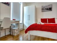 Modern double room ready to move into end of July!!