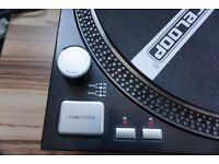 Reloop RP1000M DJ Turntable (without needle)