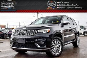 2018 Jeep Grand Cherokee New Car Summit|4x4|Navi|Pano Sunroof|Ad
