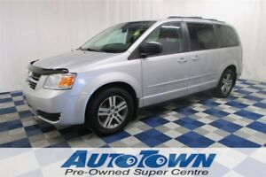 2010 Dodge Grand Caravan SE/3rd ROW SEATING/ALLOYS/LOW KM
