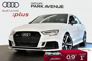 2018 Audi RS 3 2.5 TFSI QUATTRO   NAVIGATION   B&O   TOIT