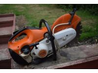 stihl ST 410 petrol cutter 2 stroke Cut-Off Saw