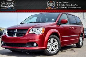 2016 Dodge Grand Caravan Crew Plus|Sunroof|Backup Cam|Bluetooth|