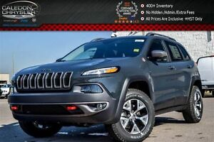 2017 Jeep Cherokee New Car Trailhawk|4x4|Navi|Backup Cam|Bluetoo