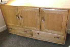 VINTAGE 60's ERCOL CLASSIC SIDEBOARD
