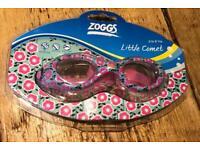 ZOGGS Little Comet Swimming Goggles