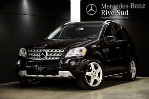 2011 Mercedes-Benz M-Class ML550 4MATIC, KIT AMG, Super propre