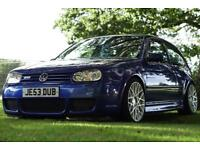 Mk4 R32- Rare soon to be classic !