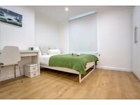Can't be in London? Skype us now to reserve this newly refurbished double room!