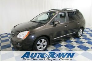 2009 Kia Rondo EX/HEATED SEATS/BLUETOOTH/ACCIDENT FREE/LOW KM
