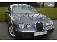 ONLY 48K*** Jaguar S-Type 2.7 D V6 SE 4dr ***FULL JAGUAR SERVICE HISTORY*** SAT NAV** FINANCE AVAIL