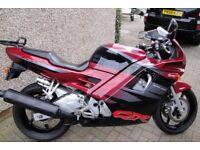 Honda CBR 600.