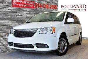 2015 Chrysler Town & Country TOURING-L CUIR CAMERA STOW N GO