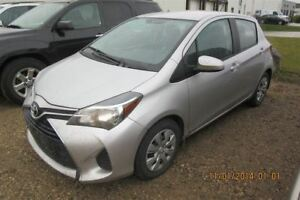 2015 Toyota Yaris LE HATCHBACK! AUTOMATIC! BLUETOOTH! POWER PACK