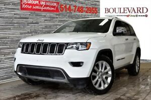 2017 Jeep Grand Cherokee LIMITED TOIT MAGS 20'' ECRAN 8.4 CAMERA