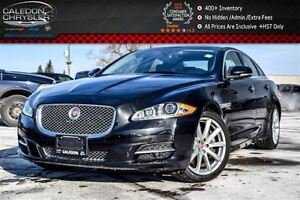 2014 Jaguar XJ AWD|Navi|Pano Sunroof|Backup Cam|Bluetooth|Leathe