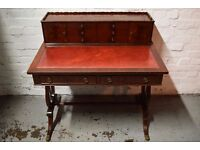 Regency Style Desk (DELIVERY AVAILABLE)