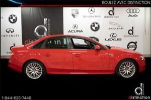 2015 Audi A4 S-LINE