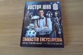 BBC Doctor Who Enclopedia