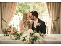 Wedding Photographer (BA Hons) Hampshire, Dorset, West Sussex- 10% off refer a friend!