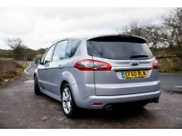 2011 Ford S max Titanium X sport - Full Ford Service - *ONLY 55000 MILES* -