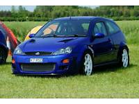 FORD FOCUS RS MK1, LOW MILAGE ,STUNNING EXAMPLE, HUGE SPEC , MUST SEE!! 21K
