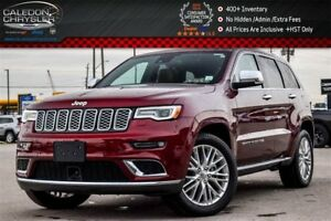 2017 Jeep Grand Cherokee Summit|4x4|Navi|Pano Sunroof|Adaptive C