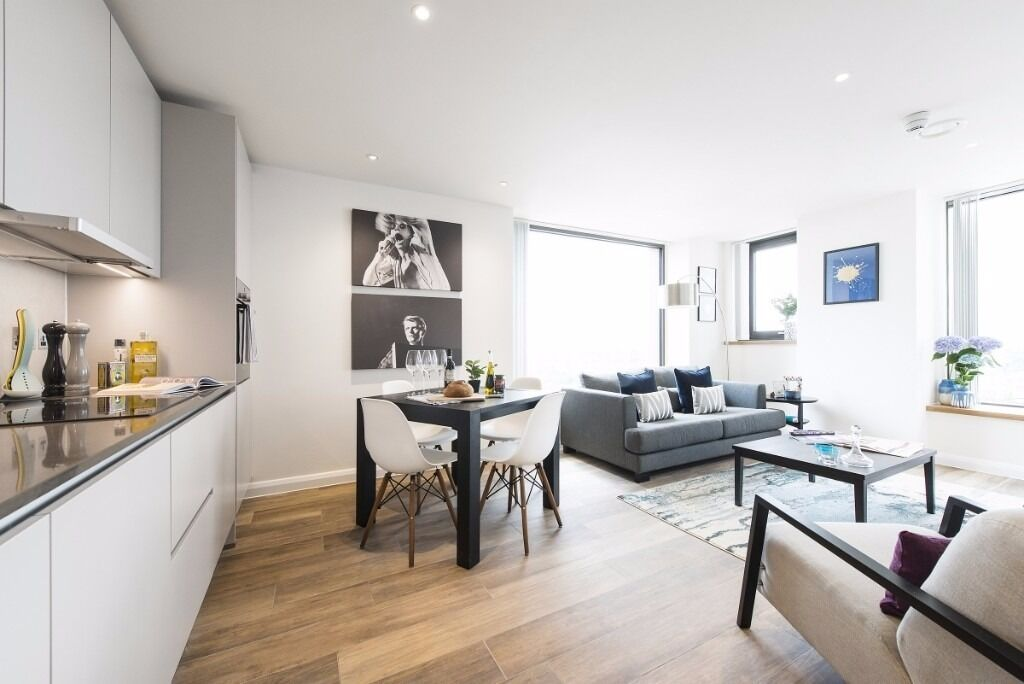 FLAWLESS TWO BED APARTMENT AVAILABLE IN THE ICONIC VANTAGE POINT DEVELOPMENT!!!