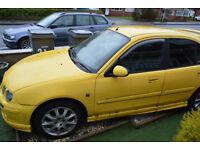 2002 MG ZR