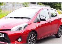 Toyota Yaris 1.5 VVT-i T3 5dr 2013 15K MILES 5 DOOR