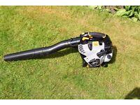 petrol garden blower 2 stroke titan