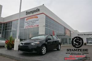 2014 Toyota Corolla LE B Package w/Heated seats-TOYOTA CERTIFIED