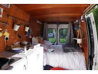 Citroen Relay 2003 converted camper