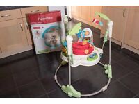 Fisher Price Jumperoo/baby bouncer K7198-9944