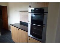 4 bedroom maisonette on quiet family street a mile from the city centre.
