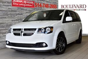 2017 Dodge GRAND CARAVAN CUIR CAMERA GT PORTES ELECTRIQUE