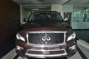 2015 Infiniti QX80 7-Passenger Technology Limited This is Beauty