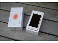 Apple iPhone SE 16GB Silver/White