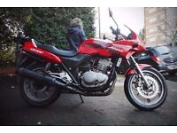 Honda CB500 Twin, Great Commuter, 1999 (signed by Steve Hislop)