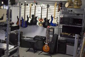 Great Selection of Guitars/Basses/Amps/Music Gear - HBS- Hydrostone 3081 Gottingen St, Halifax