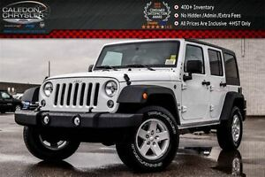 2017 Jeep WRANGLER UNLIMITED New Car Sport|4x4|Hard Top|Bluetoot