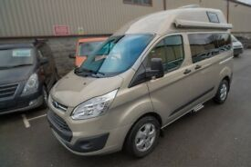 Wellhouse Ford Terrier 2 Custom SE model 2 berth high top
