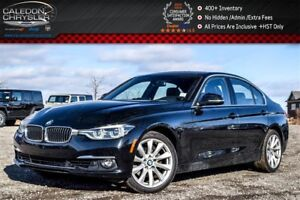 2017 BMW 3 Series 330i xDrive|Navigation|Sunroof|Bluetooth|Heate